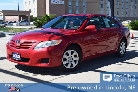 Pre-Owned 2010 Toyota Camry SE FWD 4 Door Sedan