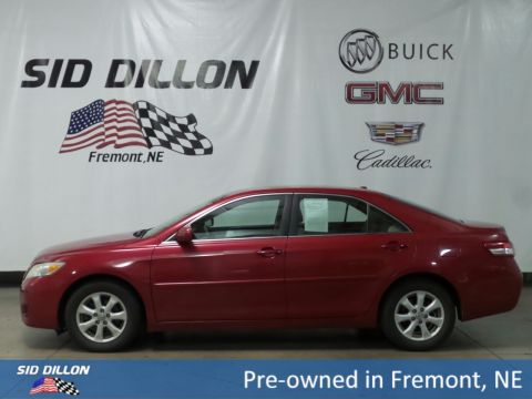 Pre-Owned 2010 Toyota Camry LE FWD 4 Door Sedan