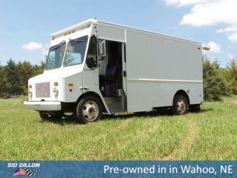 Pre-Owned 2008 Chevrolet Food Truck Stepvan