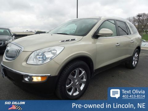 Pre-Owned 2008 Buick Enclave CXL AWD