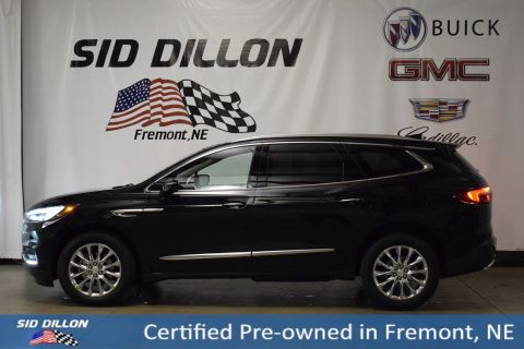 Certified Pre-Owned 2018 Buick Enclave Premium
