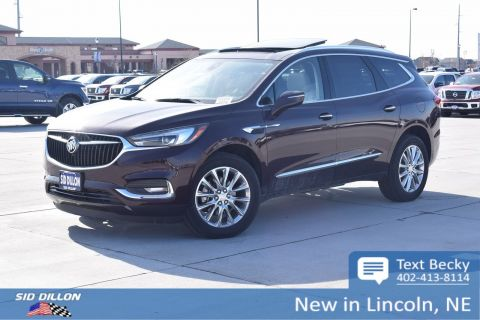 New 2018 Buick Enclave Premium AWD