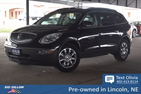 Pre-Owned 2012 Buick Enclave Leather AWD