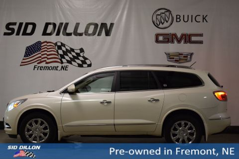 Pre-Owned 2015 Buick Enclave Premium