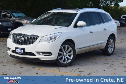 Pre-Owned 2013 Buick Enclave Premium