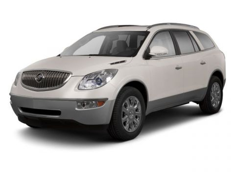 Pre-Owned 2010 Buick Enclave CXL w/1XL FWD SUV