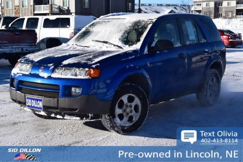Pre-Owned 2003 Saturn VUE 4DR AWD VTI AT