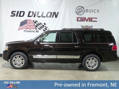 Pre-Owned 2013 Lincoln Navigator 4DR 4WD