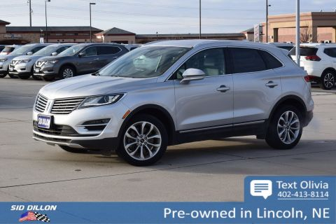 Pre-Owned 2015 Lincoln MKC 4DR AWD