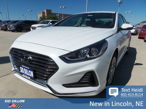 New 2018 Hyundai Sonata SEL FWD 4 Door Sedan
