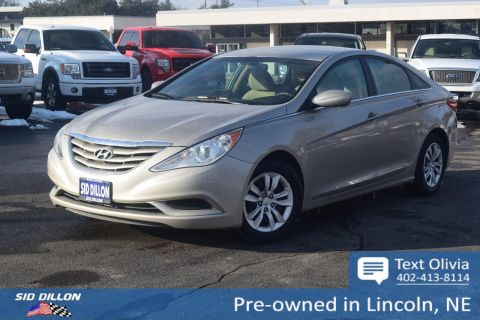 Pre-Owned 2011 Hyundai Sonata GLS FWD 4 Door Sedan