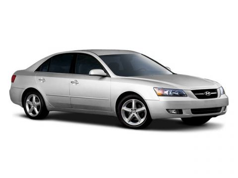 Pre-Owned 2008 Hyundai Sonata GLS FWD 4 Door Sedan