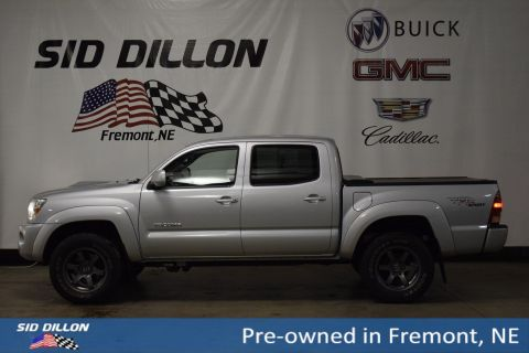 Pre-Owned 2005 Toyota Tacoma DBL CAB 4WD AT