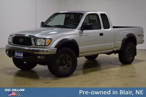 Pre-Owned 2003 Toyota Tacoma ACC CAB 4WD V6 AT