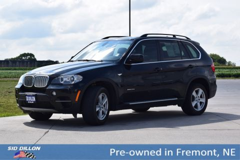 Pre-Owned 2013 BMW X5 xDrive35d AWD