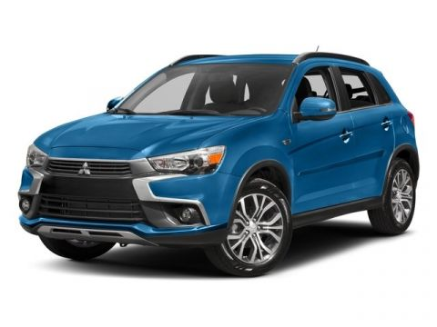 Pre-Owned 2017 Mitsubishi Outlander Sport SEL 2.4 4WD