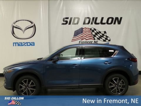 New 2017 Mazda CX-5 Grand Touring With Navigation & AWD