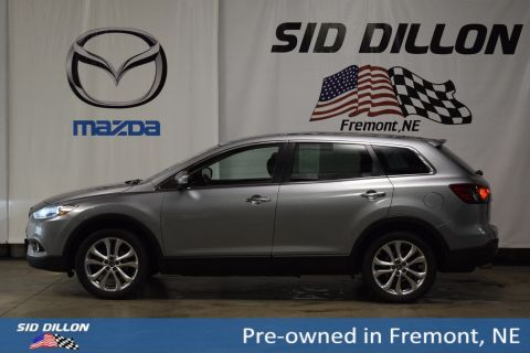 Pre-Owned 2013 Mazda CX-9 Grand Touring AWD