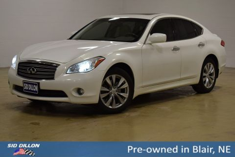 Pre-Owned 2012 INFINITI M37 4DR SDN X AWD