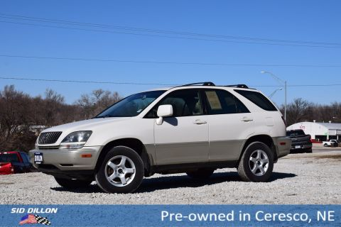 Pre-Owned 2000 Lexus 300 4DR AWD
