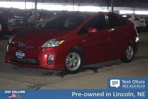 Pre-Owned 2011 Toyota Prius I
