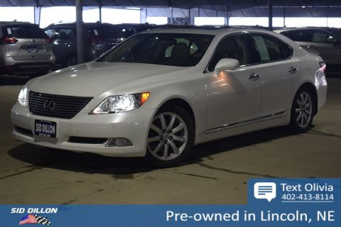 Pre-Owned 2008 Lexus LS 460 4DR SDN AT