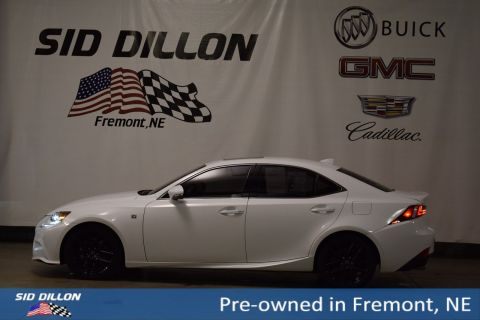 Pre-Owned 2015 Lexus IS 350 4DR SDN AWD