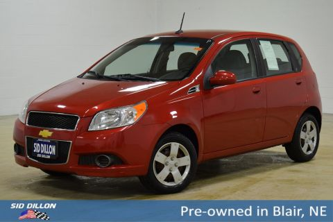Pre-Owned 2011 Chevrolet Aveo LS