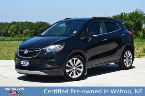 Certified Pre-Owned 2018 Buick Encore Preferred