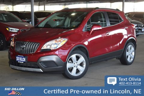 Certified Pre-Owned 2015 Buick Encore 4DR FWD