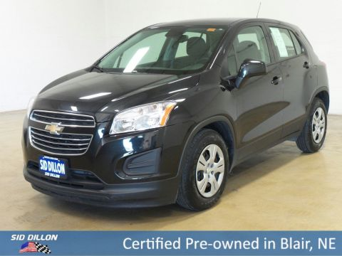 Certified Pre-Owned 2016 Chevrolet Trax LS FWD SUV