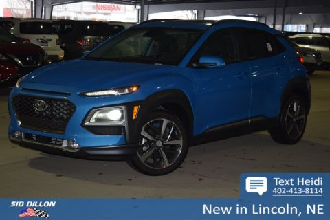 New 2019 Hyundai Kona Ultimate