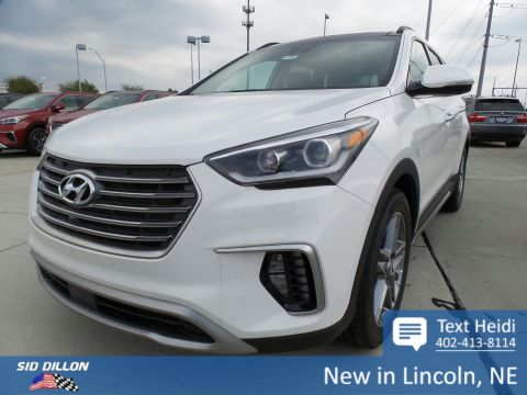 New 2018 Hyundai Santa Fe Limited Ultimate AWD