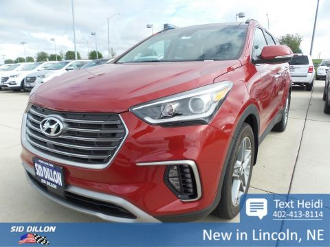 New 2018 Hyundai Santa Fe SE Ultimate AWD