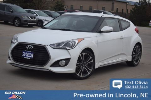 Pre-Owned 2016 Hyundai Veloster Turbo R-Spec