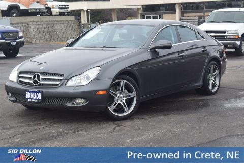 Pre-Owned 2009 Mercedes-Benz CLS 5.5L